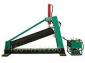 河池立式劈木机,劈材机